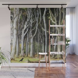 Twisted Forest Wall Mural
