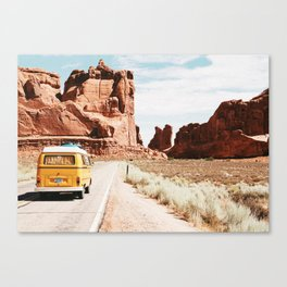 Van Life / Utah Leinwanddruck