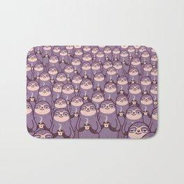 Sloths -tastic! Bath Mat
