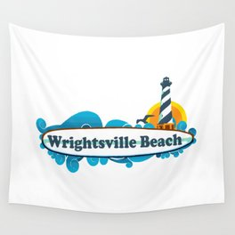 Wrightsville Beach - North Carolina. Wall Tapestry