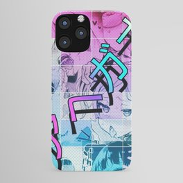 Ahegao compilation iPhone Case