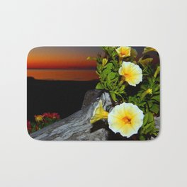 Evening Rhapsody Bath Mat