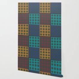 Himalayan Candy Combo - Mini Mandala Pattern Wallpaper