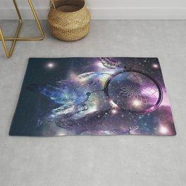 Cosmic Dreamcatcher design Rug