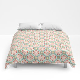Alhambra Tile Comforters