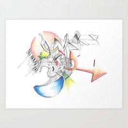 Terra Brasilis Art Print