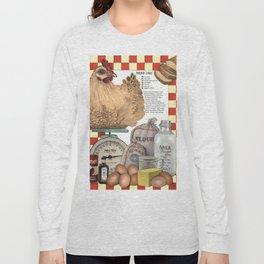 Pound Cake Long Sleeve T-shirt