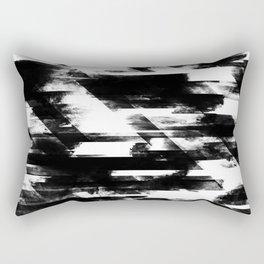 Glitch Panda 2 Rectangular Pillow