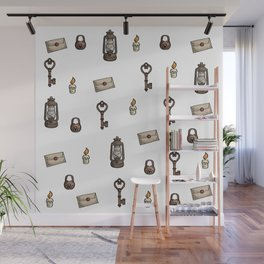 Vintage collection Wall Mural