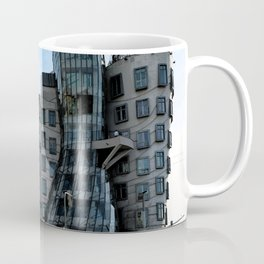 The Dancing House in Prague by Frank Grehry Coffee Mug