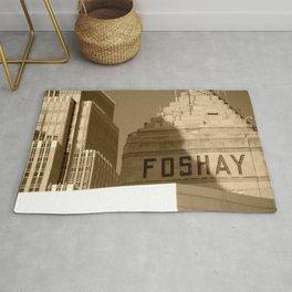 Foshay Tower Rug