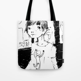 2017 Collection • Post Rock Tre Tote Bag