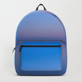 Radiant Gradient in Blue Backpack