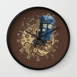 The Doctor?! Wall Clock