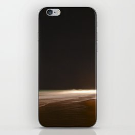 Ocean Night. iPhone Skin