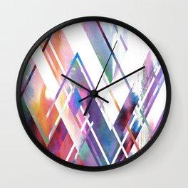 JAX Chevron Wall Clock