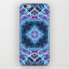 Mirror Cube iPhone Skin