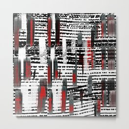 PiXXXLS 734 Metal Print