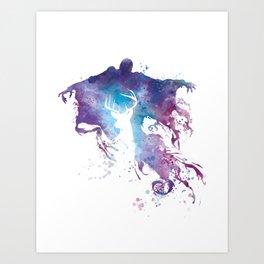 Dementor Art Print