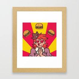 Boigahs Framed Art Print