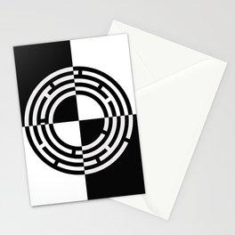 The Maze - Alternate Stationery Cards
