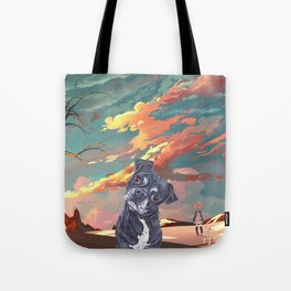 Delirium of the Endless Tote Bag