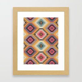 Navajo Dreams Framed Art Print