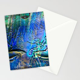 Egyptian dream Stationery Cards