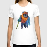 ewok T-shirts featuring Trippy Ewok by Lyn Sweet