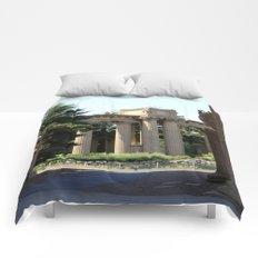 Palace Fine Arts Pillars And Urn Comforters