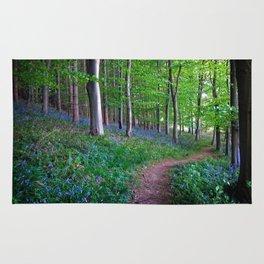 Woodland Bluebells Rug