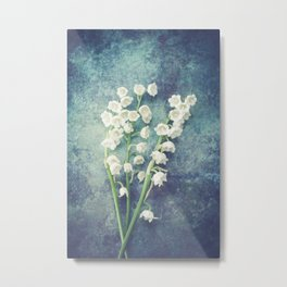 Lily Of The Valley II Metal Print