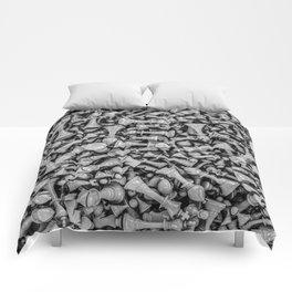 Chess B&W Comforters