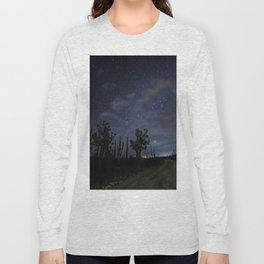 Stars over the desert Long Sleeve T-shirt