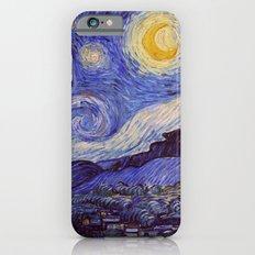Vincent Van Gogh Starry Night iPhone 6 Slim Case