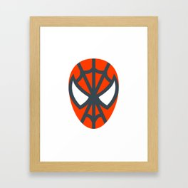 Spider-man Framed Art Print