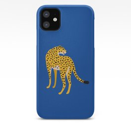 The Stare 2: Golden Cheetah Edition iPhone Case