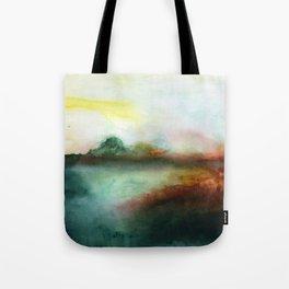 Mourning Morning Tote Bag