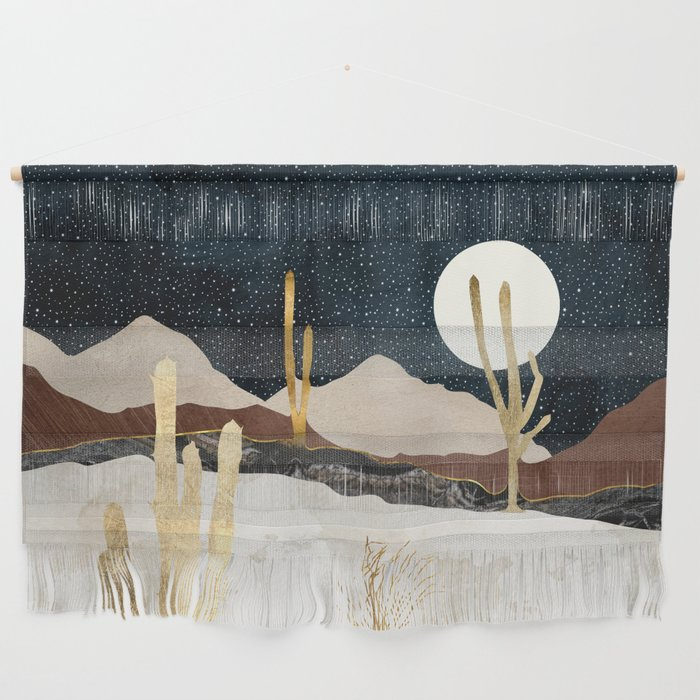 Desert View Wall Hanging
