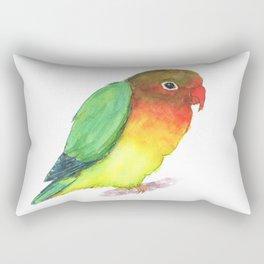 Lovebird Rectangular Pillow