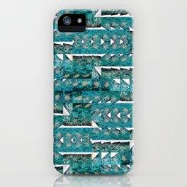 Argostoli Turtles iPhone Case