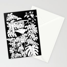 Garden Witch Stationery Cards