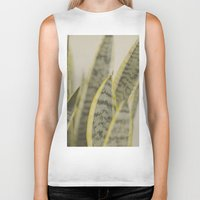 leaves Biker Tanks featuring Leaves by Pure Nature Photos