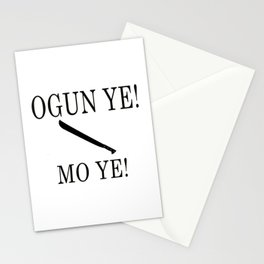 Ogun Stationery Cards