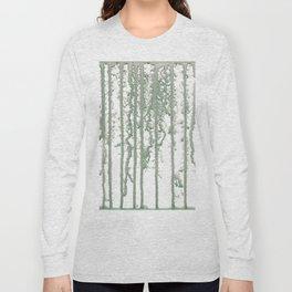 Marble Pathways Long Sleeve T-shirt