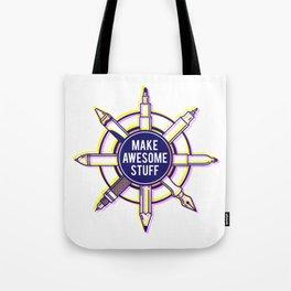 Make awesome stuff Tote Bag
