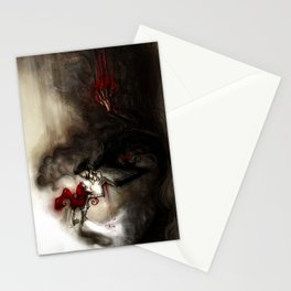 +phantoms in the echos+ (2012 edition) Stationery Cards