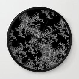 Jack Frost Midnight Wall Clock
