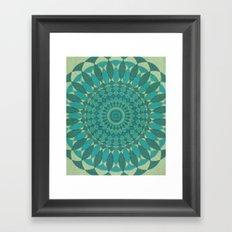 Mandala 02 Framed Art Print