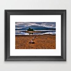 Loch Shiel Framed Art Print